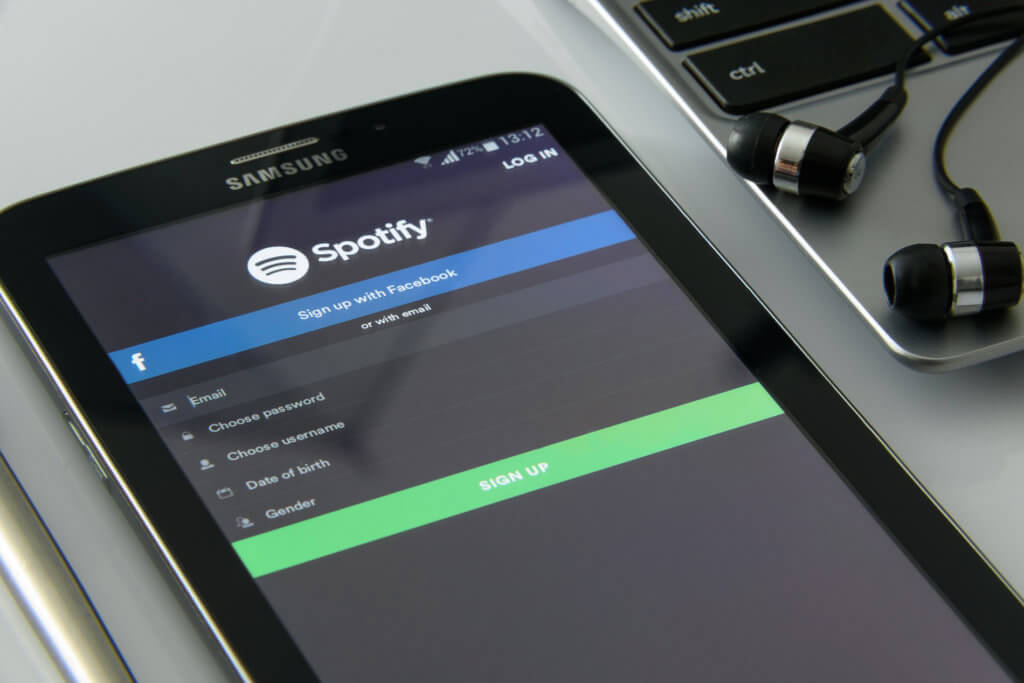 Music Creators Can Now Upload Their Music to Spotify