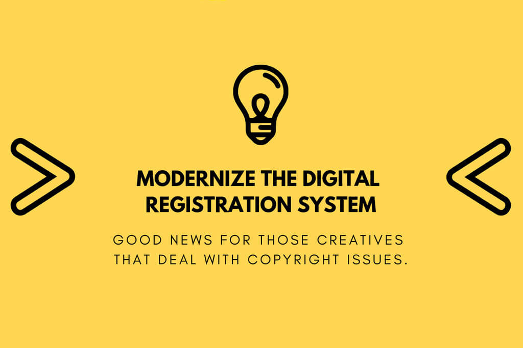 Help The US Copyright Office Modernize the Digital Copyright System