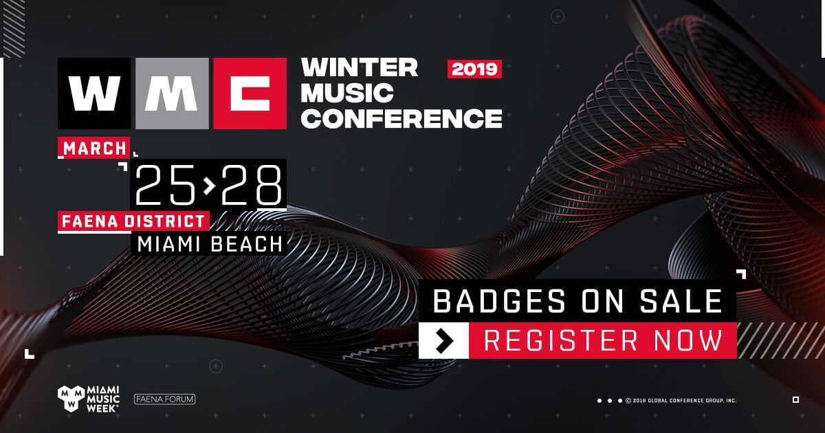 Winter Music Conference - March 2020 : WMC · Winter Music