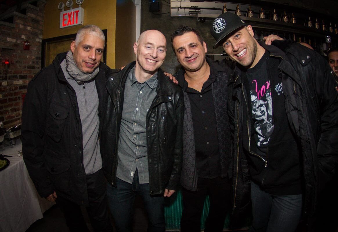 Benny Soto, DJ Boris, Rob Fernandez, Mike