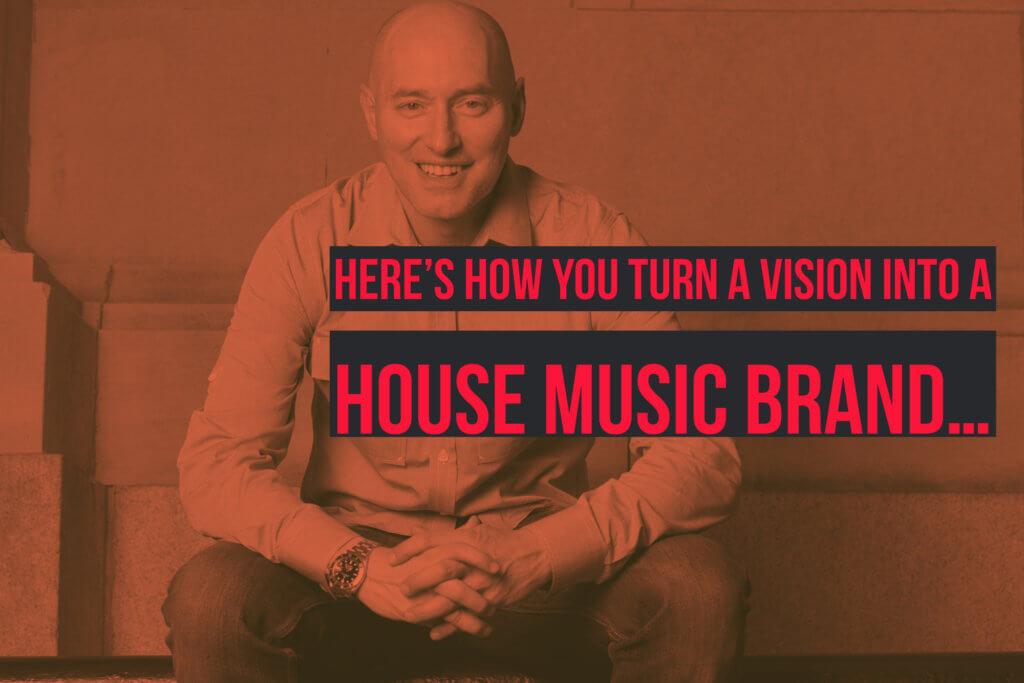 Michael Weiss of Nervous Records on Passion, Vision and Building a Brand