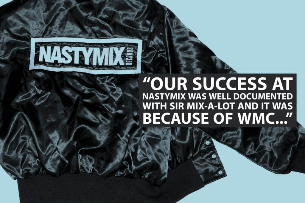 WMC Memory: How Winter Music Conference Helped Establish Nastymix Records and Sir Mix-A-Lot