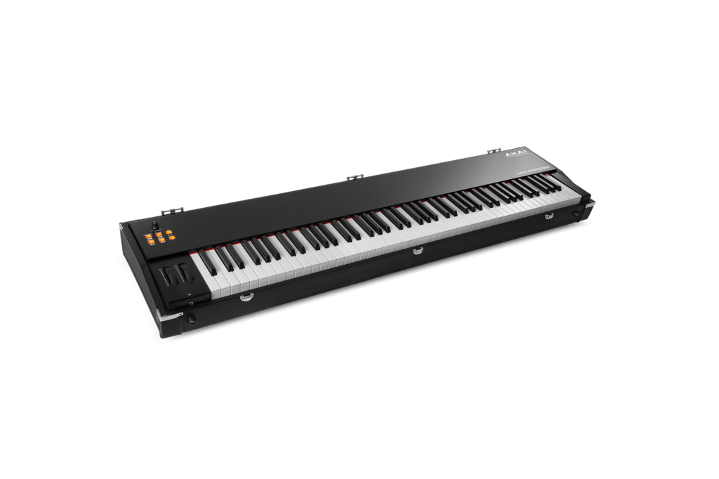 Akai Announces New MPK Road 88 Keyboard Controller