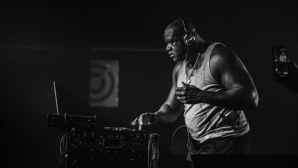 Shaquille O'Neal DJ Diesel