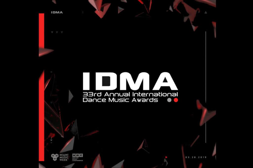 WMC 2019 Announcement: The International Dance Music Awards (IDMA) Returns for 33rd Annual Program
