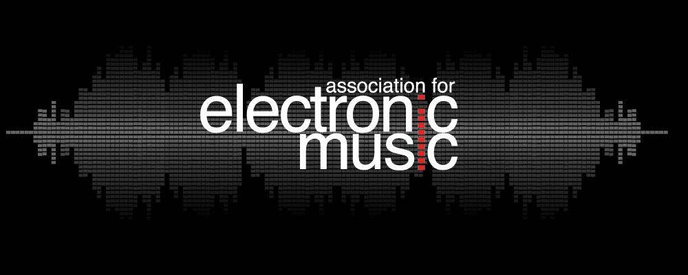Association for Electronic Music (AFEM) logo