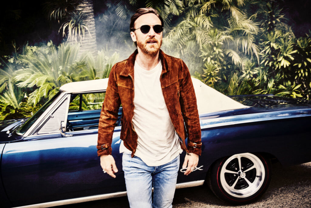 David Guetta on the Return of His Underground Alias, Jack Back