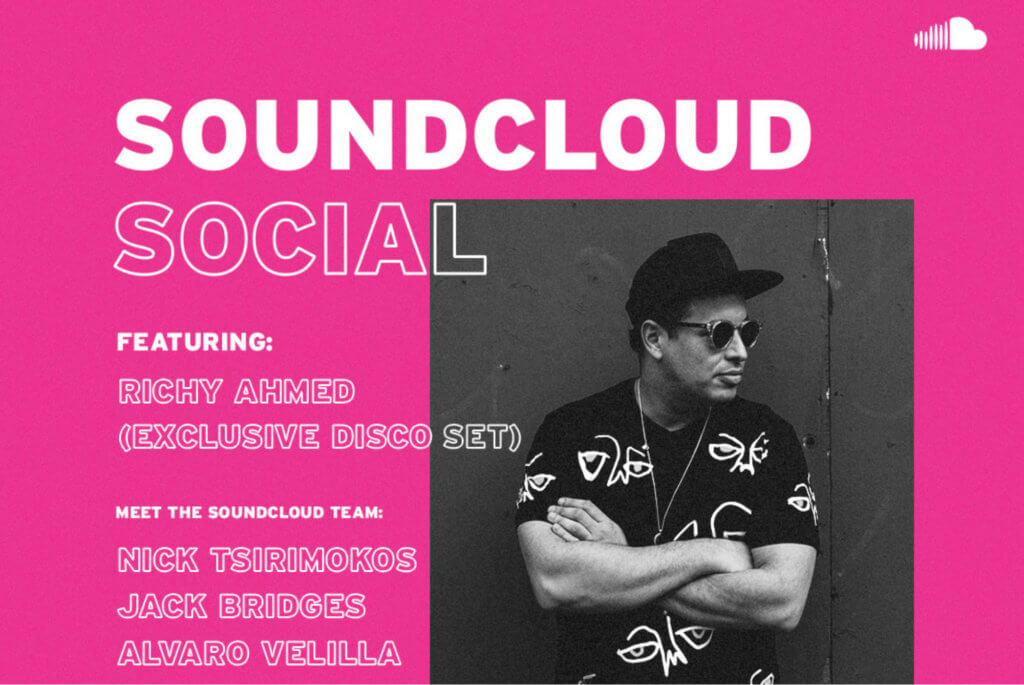 SoundCloud Presents: SoundCloud Social With Richy Ahmed at WMC 2019