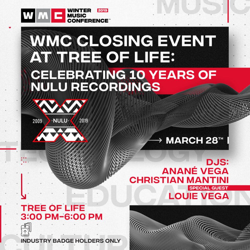 WMC 2019 closing event