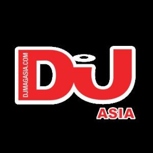 DJ Mag Asia Logo