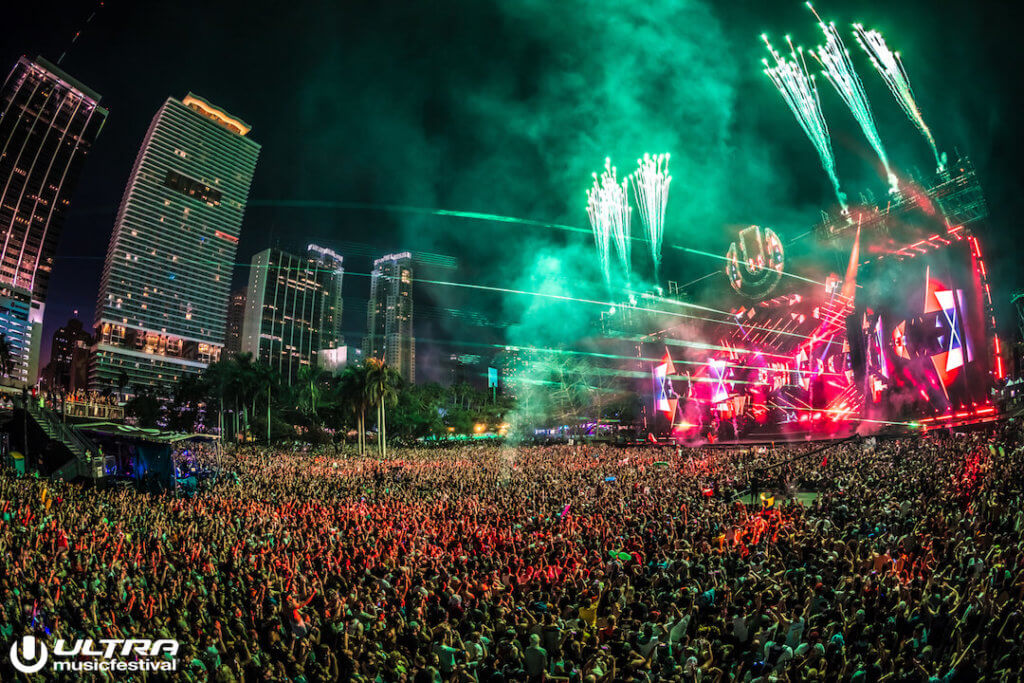 Ultra Music Festival To Return To Bayfront Park For Its 22nd Edition