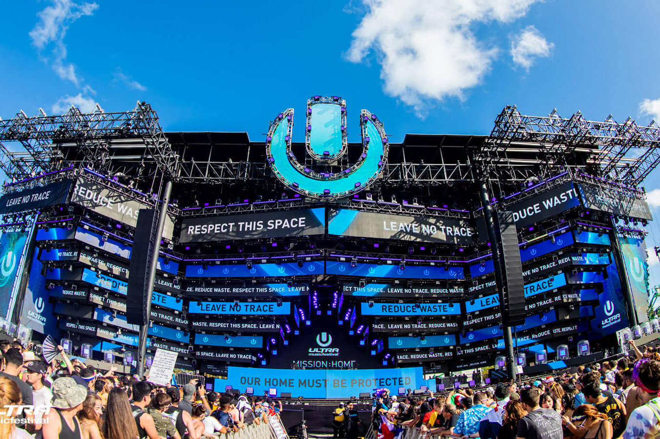 Miami Winter Music Conference 2020 Dates.Ultra Music Festival S Mission Home To Continue In 2020