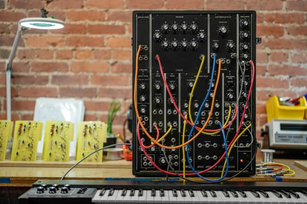 Moog Announces Limited Reissue Of Model 10 Synth