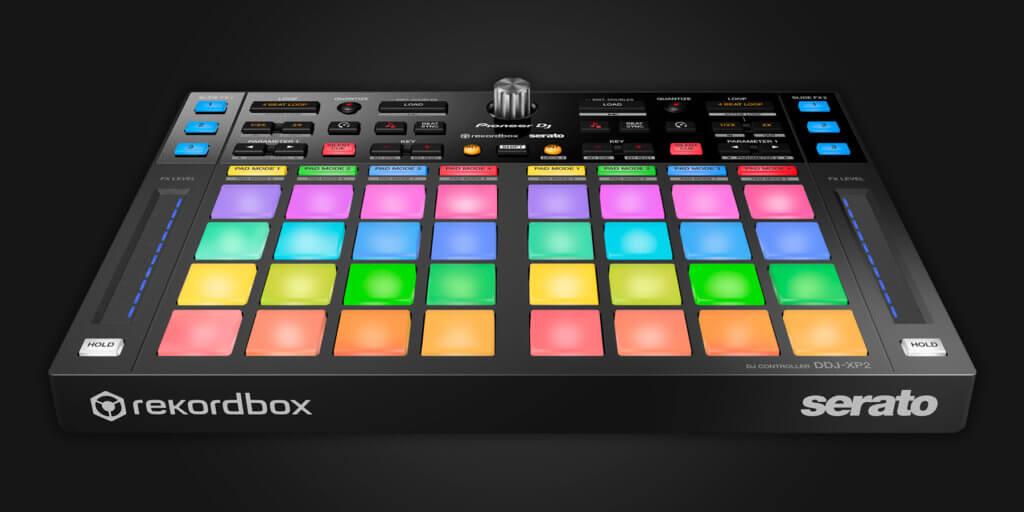 Serato & Pioneer DJ Reveal New Controller, DDJ-XP2