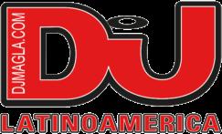 DJ Mag Latin America Logo