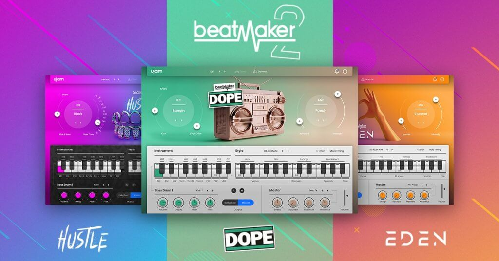 Ujam Releases Beatmaker 2 Upgrade With New Features