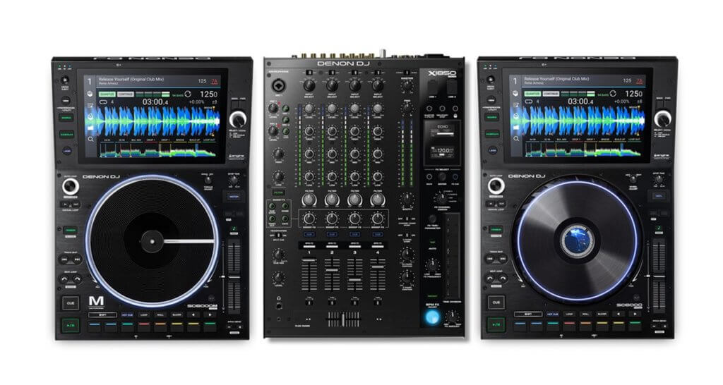 Denon DJ Announces New Media Players: SC6000 Prime & SC6000M Prime