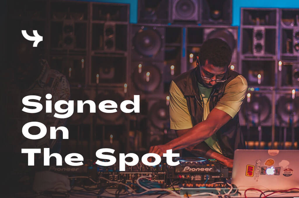 Signed On The Spot – Call For Music Submissions