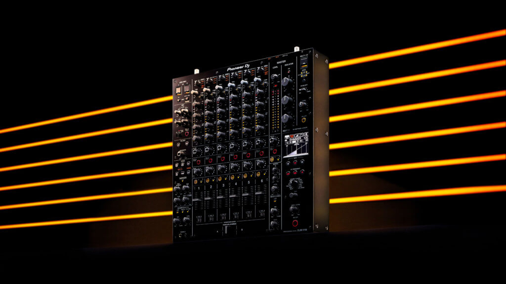 Test The New Pioneer DJ DJM-V10 Mixer Exclusively At WMC's Guitar Center Pop Up
