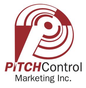 Pitch Control Marketing  Logo