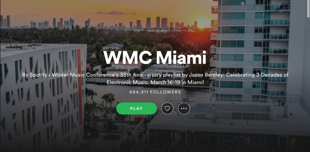 Explore 35 Years Of Winter Music Conference With Jason Bentley-Curated Spotify Playlist