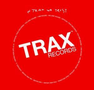 TRAX Records Logo