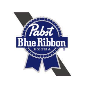 Pabst Blue Ribbon Extra Logo