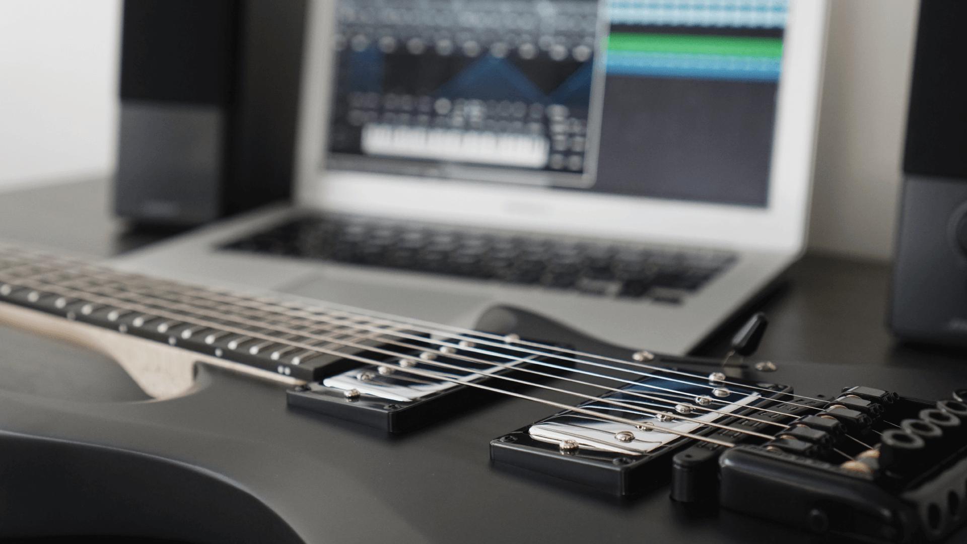 Jamstik Midi Guitar